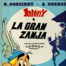 Comics: ASTERIX - LA GRAN ZANJA - EDICIONES JUNIOR 1988. Lote 275738058
