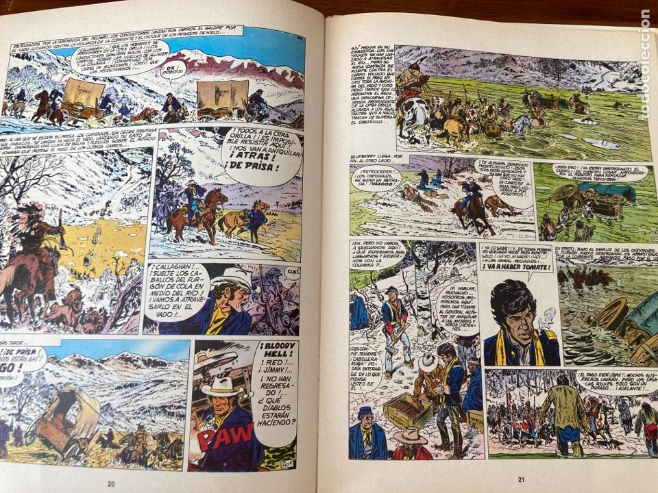 Cómics: El general Cabellos Rubios. Blueberry - Foto 2 - 275895423