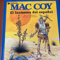 Cómics: MAC COY. EL FANTASMA DEL ESPAÑOL.. Lote 275899598