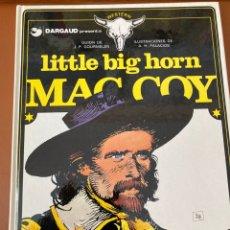 Cómics: LITTLE BIG HORN. Lote 275899693