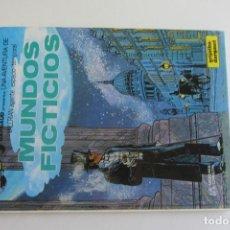 Cómics: VALERIAN Nº 6 MUNDOS FICTICIOS (GRIJALBO/DARGAUD) TAPA DURA (JC) AS01. Lote 276195978