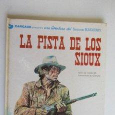 Cómics: DARGAUD LA PISTA DE LOS SIOUX AVENTURA DEL TENIENTE BLUEBERRY GRIJALBO/DARGAUD AS01. Lote 276196293