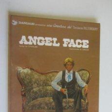 Cómics: TENIENTE BLUEBERRY 11 - ANGEL FACE GRIJALBO/DARGAUD AS01. Lote 276197148