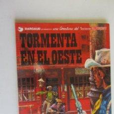 Fumetti: TORMENTA EN EL OESTE , BLUEBERRY GRIJALBO/DARGAUD AS01. Lote 276197513