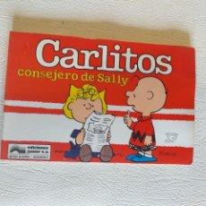 Cómics: TEBEO CARLITOS CONSEJERO DE SALLY GRIJALBO 1991. Lote 276499583