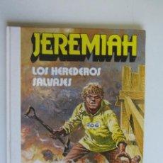 Cómics: LOS HEREDEROS SALVAJES - JEREMIAH Nº 3 - HERMANN - JUNIOR / GRIJALBO AS02. Lote 276794133