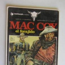 Cómics: MAC COY EL FORAJIDO - Nº 12 - CÓMIC - GRIJALBO 1985 AS02. Lote 276795518