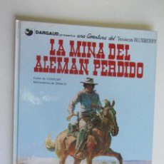 Cómics: TENIENTE BLUEBERRY 1 - LA MINA DEL ALEMAN PERDIDO - GRIJALBO - AS02. Lote 276796193