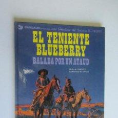 Cómics: TENIENTE BLUEBERRY 9 - BALADA POR UN ATAUD GRIJALBO - AS02. Lote 276797968