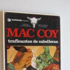 Fumetti: MAC COY 7 - TRAFICANTES DE CABELLERAS - GRIJALBO. AS02. Lote 276802123