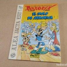 Comics: ASTÉRIX - EL ÍDOLO DE ARMORICA - ALEA JACTA EST Nº 2 - LIBRO-JUEGO DE AVENTURAS - MUY BUEN ESTADO. Lote 276803413