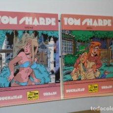 Cómics: WILT COMPLETA 2 TOMOS TOM SHARPE - EDICIONES JUNIOR GRIJALBO OFERTA. Lote 276953283