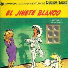 Fumetti: LUCKY LUKE DE GRIJABO. EL JINETE BLANCO. Lote 277144083