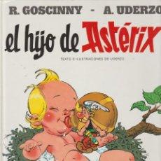 Cómics: ASTERIX EL HIJO DE ASTERIX - EDICIONES GRIJALBO - R. GOSCINNY - A. UDERZO. Lote 277191908