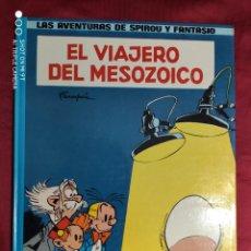 Cómics: LAS AVENTURAS DE SPIROU Y FANTASIO. Nº 11. EL VIAJERO DEL MESOZOICO. GRIJALBO. 1983. Lote 277300913
