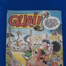 Cómics: REVISTA GUAI! Nº 53. Lote 277499413