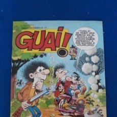 Cómics: REVISTA GUAI! Nº 74. Lote 277499918