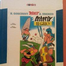 Cómics: ASTERIX EL GALO. GUIÓN DE GOSCINNY. EL PAÍS. Lote 277598553