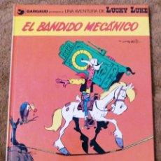 Cómics: LUCKY LUKE Nº 20 EL BANDIDO MECANICO (GRIJALBO DARGAUD 1991). Lote 277676818