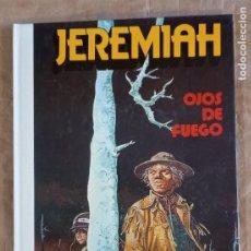 Cómics: JEREMIAH - JUNIOR (GRIJALBO) / NÚMERO 4 - OJOS DE FUEGO. Lote 277685513