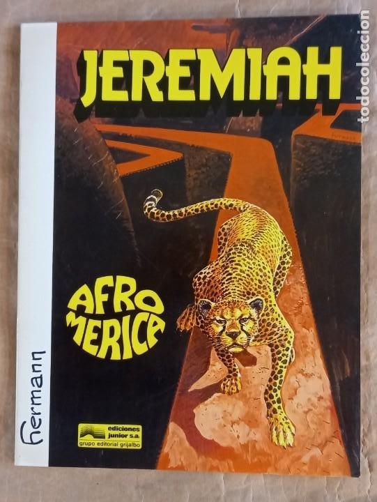 JEREMIAH - JUNIOR (GRIJALBO) / NÚMERO 7 - AFROMERICA (Tebeos y Comics - Grijalbo - Jeremiah)