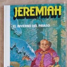 Cómics: JEREMIAH - JUNIOR (GRIJALBO) / NÚMERO 9 - EL INVIERNO DEL PAYASO. Lote 277686403