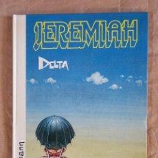 Cómics: JEREMIAH - JUNIOR (GRIJALBO) / NÚMERO 10 - DELTA. Lote 277686543