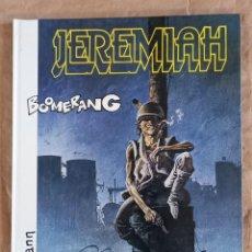 Comics: JEREMIAH - JUNIOR (GRIJALBO) / NÚMERO 11 - BOOMERANG. Lote 277686733