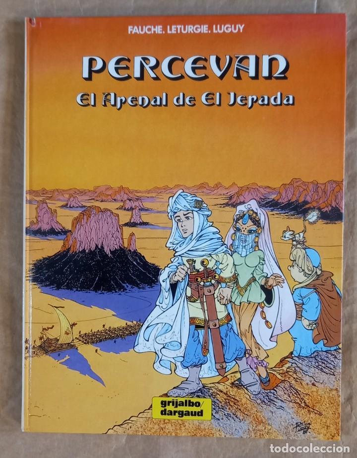 PERCEVAN - GRIJALBO / NÚMERO 5 - EL ARENAL DE EL JERADA (Tebeos y Comics - Grijalbo - Percevan)