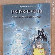 Cómics: PERCEVAN - GRIJALBO / NÚMERO 6 - LAS LLAVES DE FUEGO. Lote 277688333