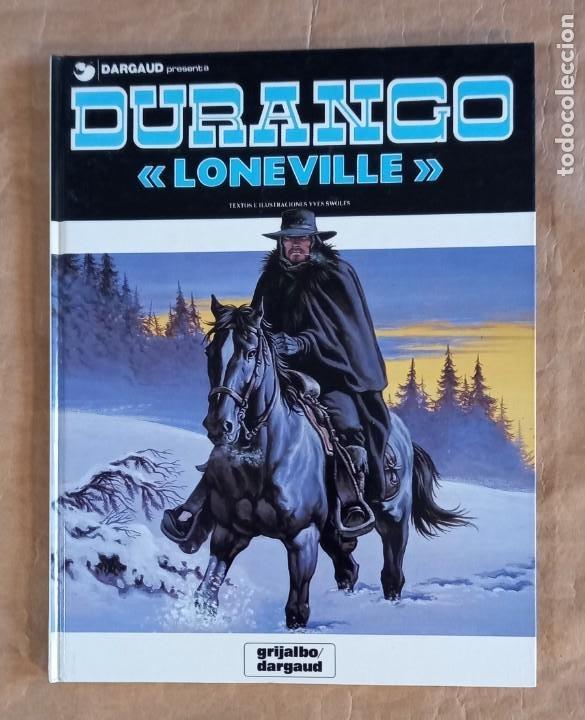 DURANGO - GRIJALBO / NÚMERO 7 - LONEVILLE (Tebeos y Comics - Grijalbo - Durango)