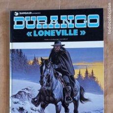 Cómics: DURANGO - GRIJALBO / NÚMERO 7 - LONEVILLE. Lote 277688933
