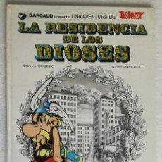Cómics: COMIC ASTERIX: LA RESIDENCIA DE LOS DIOSES - GRIJALBO DARGAUD, TAPA DURA, HOJAS SUELTAS. Lote 278227458