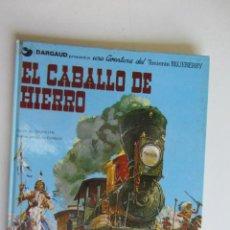 Comics: BLUEBERRY - EL CABALLO DE HIERRO - GRIJALBO/DARGAUD AS03. Lote 278334848