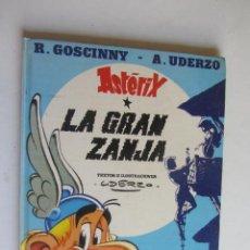 Cómics: LA ASTÉRIX. LA GRAN ZANJA. R. GOSCINNY - A. UDERZO. EDITORIAL GRIJALBO ARX121. Lote 278508248
