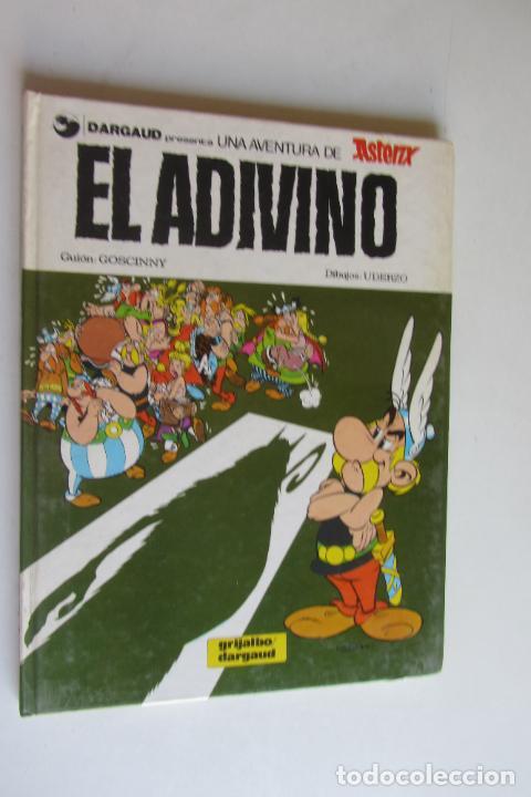 ASTERIX EL ADIVINO. Nº 31 R. GOSCINNY - A. UDERZO. EDITORIAL GRIJALBO ARX121 (Tebeos y Comics - Grijalbo - Asterix)