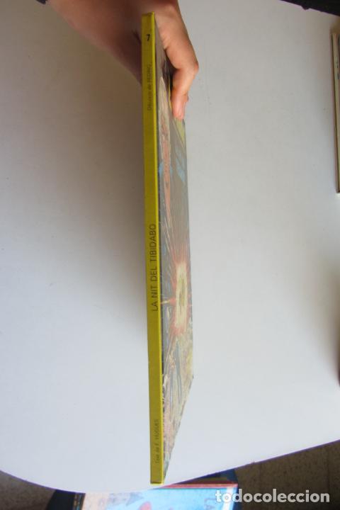 Cómics: ERIC CASTEL N.º 7. LA NIT DEL TIBIDABO - RAYMOND REDING Y FRANÇOISE HUGUES - JUNIOR as03 - Foto 3 - 278548073