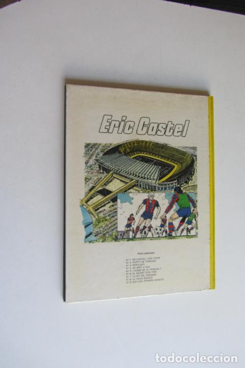 Cómics: ERIC CASTEL Nº 9 - ELS CINC PRIMERS MINUTS - EDICIONS JUNIOR 1985 EN CATALÀ ARX122 - Foto 3 - 278552773