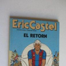 Cómics: ERIC CASTEL - Nº 10 - EL RETORN EDICIONS JUNIOR 1985 EN CATALÀ ARX122. Lote 278552888