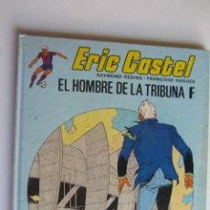 Cómics: ERIC CASTEL Nº 5 - EL HOMBRE DE LA TRIBUNA F EDICIONS JUNIOR 1985 EN CATALÀ ARX122. Lote 278552948
