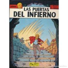 Cómics: LEFRANC 5. LAS PUERTAS DEL INFIERNO. JACQUES MARTIN. TAPA DURA. Lote 278613533