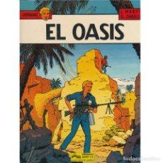 Cómics: LEFRANC 7. EL OASIS. JACQUES MARTIN. TAPA DURA. Lote 278613673