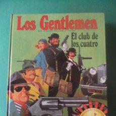 Cómics: LOS GENTLEMEN Nº 3 EL CLUB DE LOS CUATRO EDICIONES JUNIOR/GRIJALBO. Lote 278806583