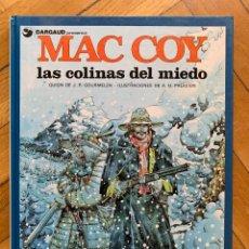 Cómics: MAC COY Nº 13: LAS COLINAS DEL MIEDO - ESTADO BUENO / MUY BUENO. Lote 278866378