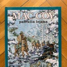 Cómics: MAC COY Nº 20: PATRULLA LEJANA - ESTADO BUENO / MUY BUENO. Lote 278866458