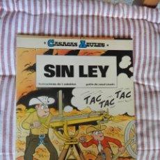 Cómics: CASACAS AZULES - SIN LEY - N. 2. Lote 278871193