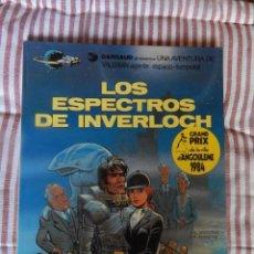 Cómics: UNA AVENTURA DE VALERIAN AGENTE ESPACIO TEMPORAL- N. 11 - LOS ESPECTROS DE INVERLOCH. Lote 278876958
