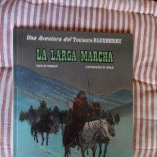 Cómics: UNA AVENTURA DEL TENIENTE BLUEBERRY - LA LARGA MARCHA- N. 20. Lote 278920578