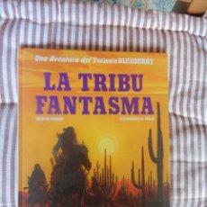 Cómics: UNA AVENTURA DEL TENIENTE BLUEBERRY - LA TRIBU FANTASMA- N. 21. Lote 278921113