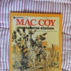 Cómics: MAC COY - MESCALEROS STATION - N. 15. Lote 278930138